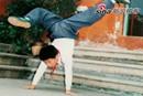 探访奥运举重选手林清峰父亲