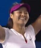 李娜2014澳网夺冠