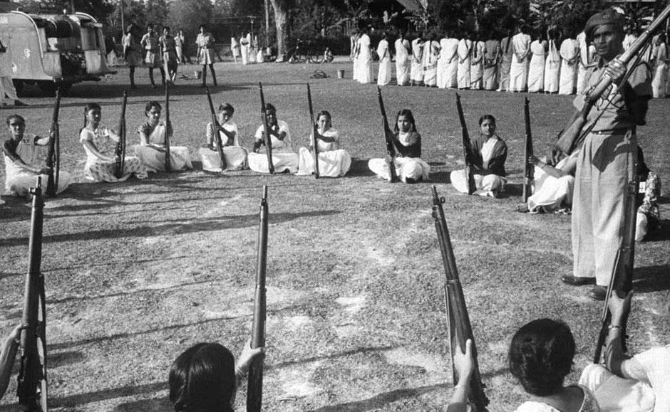 中印之战:印度惊慌失措全民皆兵