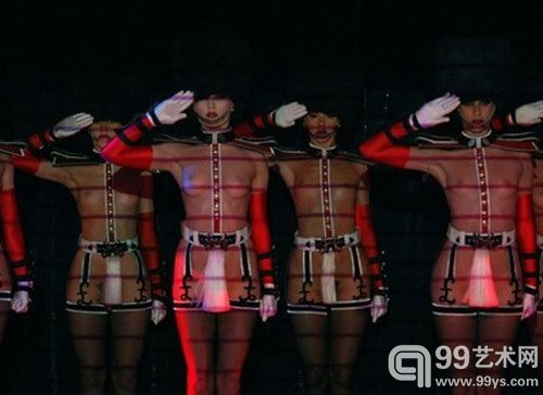 很美的裸体芭蕾(成人级)_裸体芭蕾将登上台湾舞台挑战观众接受度图_