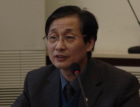 """""""汉语盘点2009""""活动评议专家江远"""