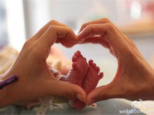 王力宏妻子早产获一女