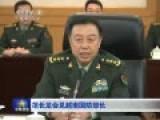 范长龙会见越南国防部长-要管控好部队