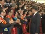 习近平:中国红十字会做了很多好事善事