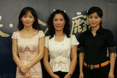 张晓红怀双胞胎