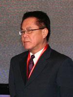 UPS中国区总裁黎松江