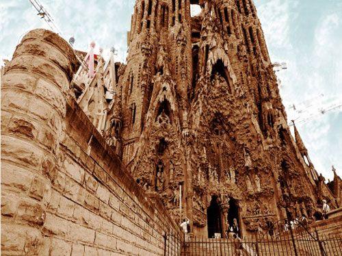 误入中世纪古城