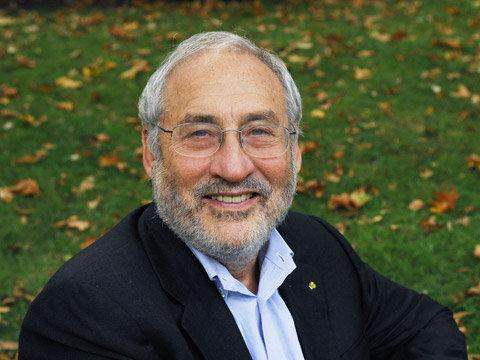 諾奬得主、哥倫比亞大學教授約瑟夫-斯蒂格利茨(Joseph E. Stiglitz)