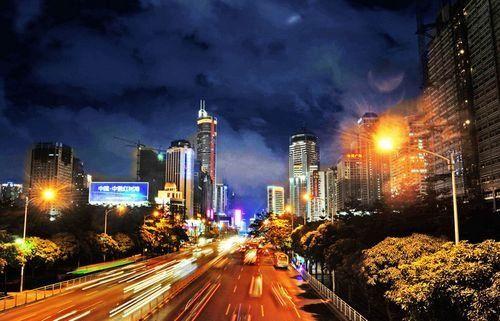 深圳――艳遇之罪