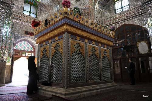 走进伊朗 摄影:钠鲁格亚