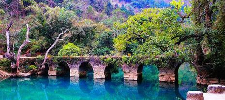 贵州小七孔桥