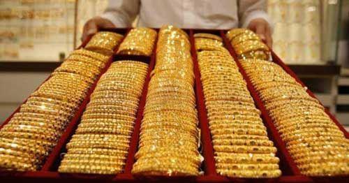 各种金饰品