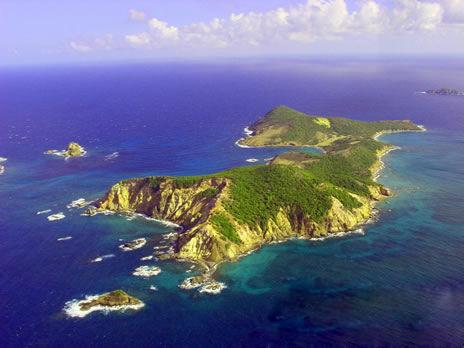 文森特&格林纳丁斯群岛:Baliceaux岛
