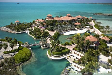 翡翠礁(Emerald Cay)