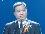 惠普全球副总裁符标榜