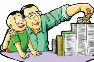 六成家长买保险帮孩子攒钱