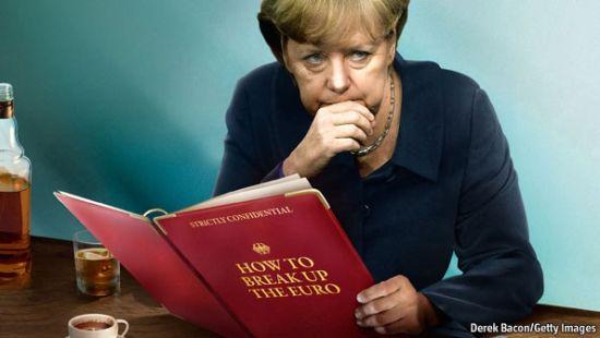 国际视线都集中在了本周德国首相默克尔将与希腊和法国相关各方的会谈。