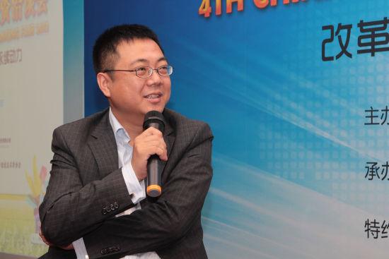 新希望集团副总裁王航