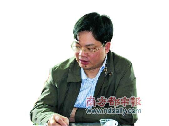 英德原副市长、公安局局长郑北泉。 资料图