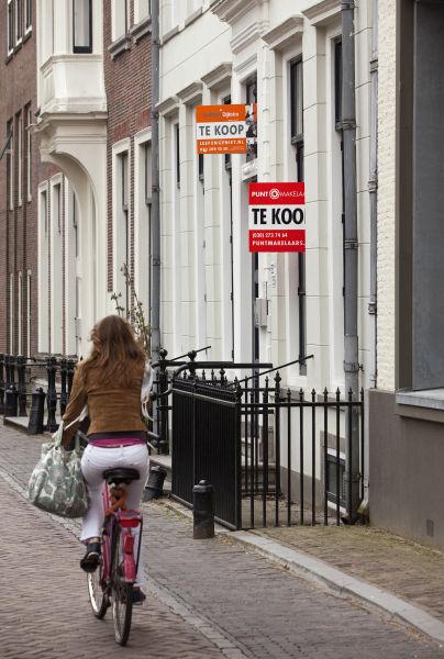 荷兰买房零首付 炒房者难生存