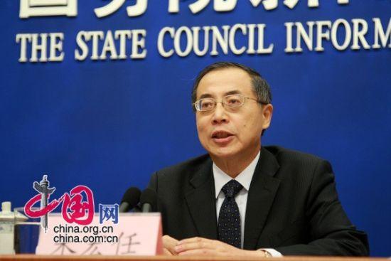 工业和信息化部党组成员、总工程师、新闻发言人朱宏任介绍情况 中国网 董德