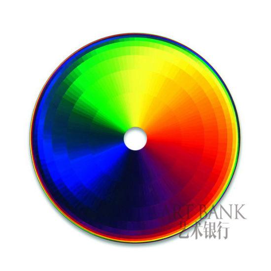 奥拉维尔·埃利亚松作品 《 色彩试验之 22》 乔志斌收藏