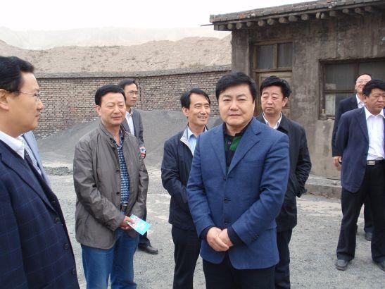 国家能源局煤炭司副司长魏鹏远。