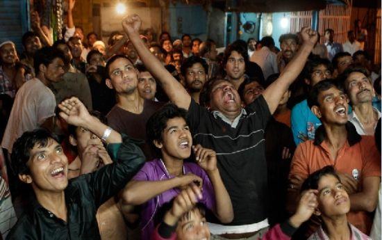 印度人如何看巴西世界杯