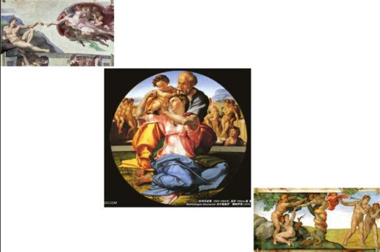 全盛文艺复兴时期的巨人精神图片