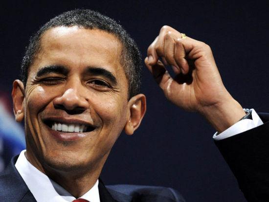 """""""可怜""""的奥巴马"""