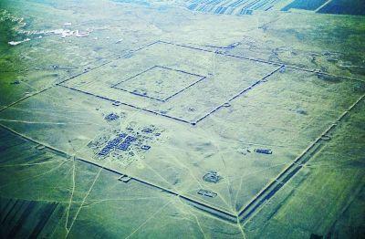 内蒙古世界文化遗产元上都遗址