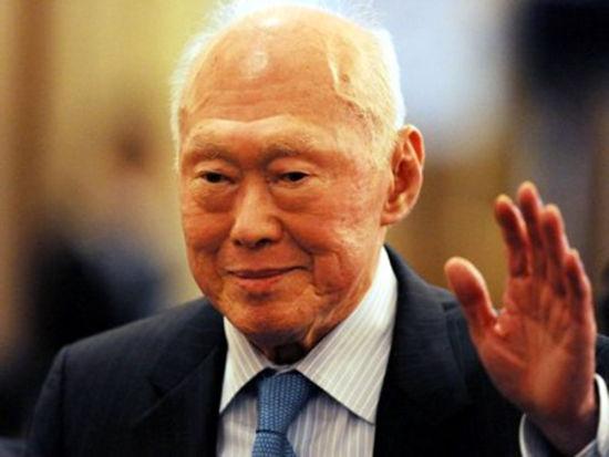 小国领袖李光耀的大国情怀