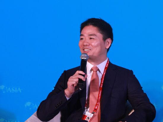 京东集团创始人兼CEO刘强东