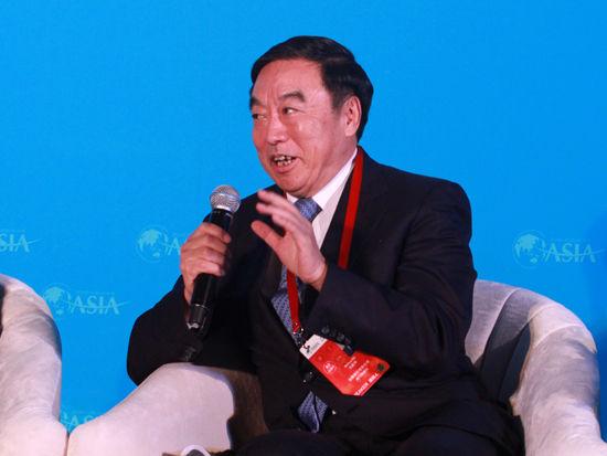 永隆银行有限公司董事长、前招商银行行长马蔚华