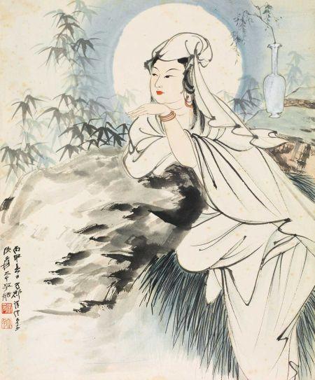 """月亮代表我的心萨克斯谱阿源-大千先生云游四海,结识了诸多亦师亦友的知己,与之""""南北东西只有"""