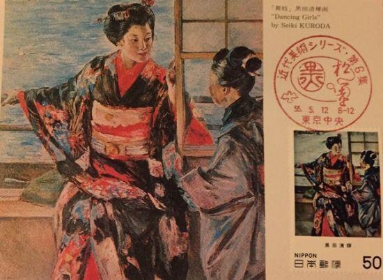 """黑田清辉通常被称为""""日本西洋画之父"""""""