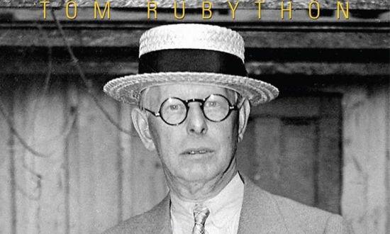 01 英国记者Tom Rubython撰写的李佛摩尔传记的封面(部分),书名是:豪赌天尊 1929年卖空整个美国的人