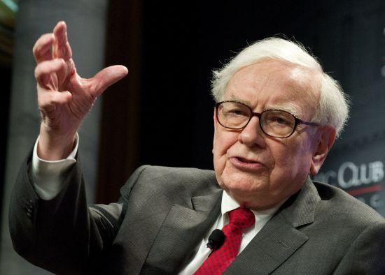 巴菲特投資IBM雖虧20億美元 依舊看好其未來