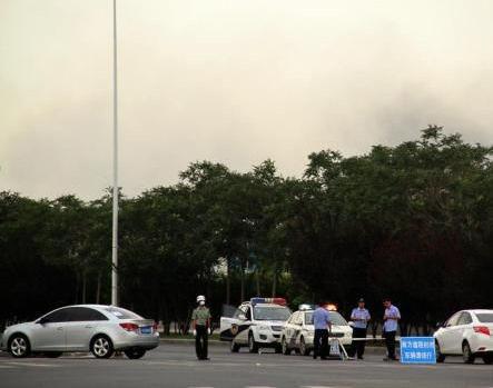 天津最新空气检测结果:事故周边有二甲苯超标