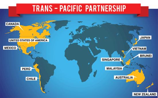 特朗普废TPP中止80年自由贸易脚步 美议员:给中国机会
