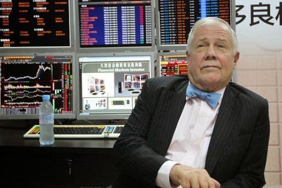 罗杰斯对全球市场前景忧心忡忡
