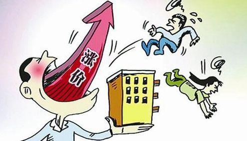 高利益诱惑下,仍有不少人在吹捧中国的高房价