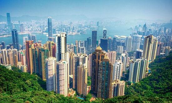 香港1月房地产销量降至25年低位
