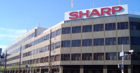 夏普Logo