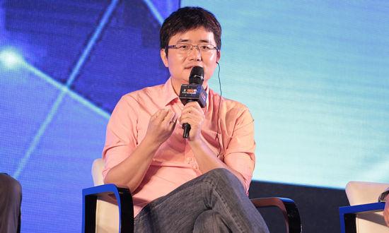 猎豹移动CEO傅盛(资料图)