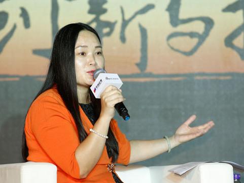 《投资时报》执行总编辑邓妍
