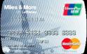 华夏汉莎航空Miles & Mor精英版联名卡(银联+MasterCard,人民币+美元,钛金卡)