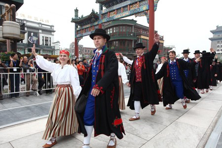 第十二届北京国际旅游节19日隆重开幕(图)
