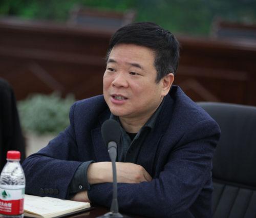 三峡集团原总经理陈飞。(资料图)