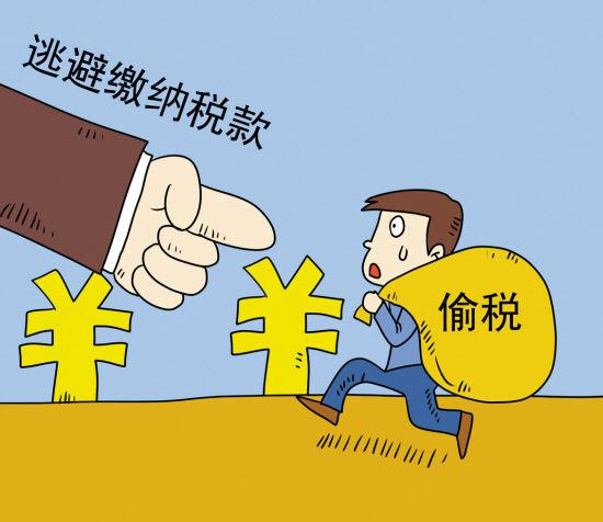 业税收违法遭曝光 深圳两房企偷税 出口退税 房